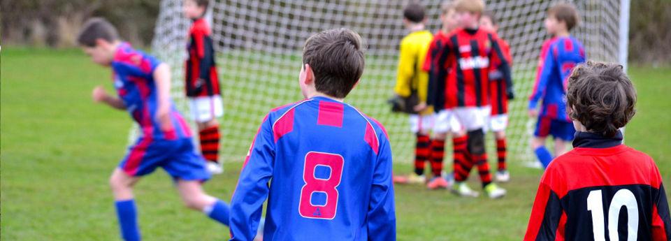 website design for football clubs