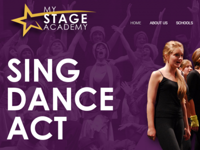 Website-Design-in-Stafford---My-Stage-Academy-3